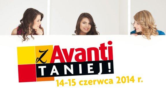 Weekend Zniżek Avanti 14 - 15 czerwca 2014