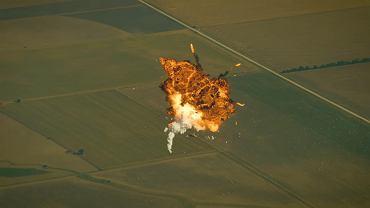 Najbardziej spektakularne katastrofy SpaceX