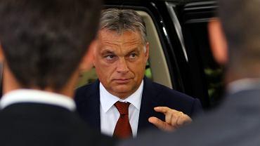 Premier Wegier Viktor Orban podczas Forum Ekonomicznego w Krynicy