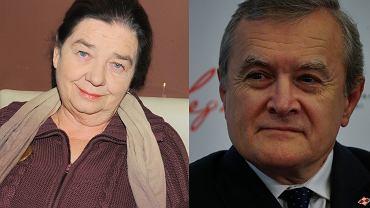 Katarzyna Łaniewska, Piotr Gliński