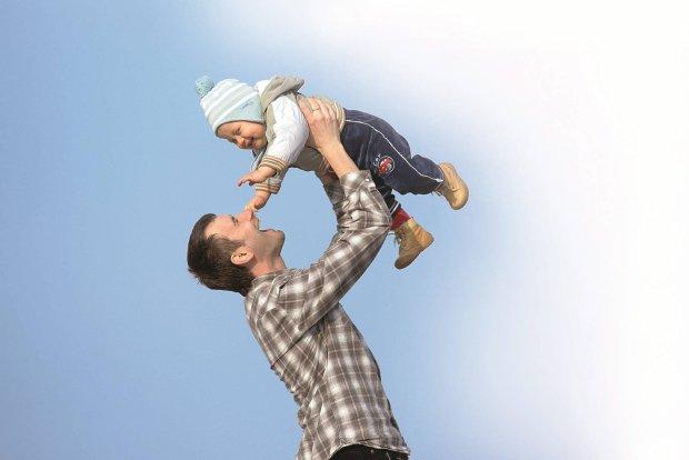 Kupa już tak nie śmierdzi, czyli tata z dzieckiem