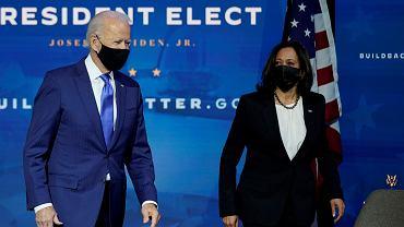 Joe Biden i Kamala Harris