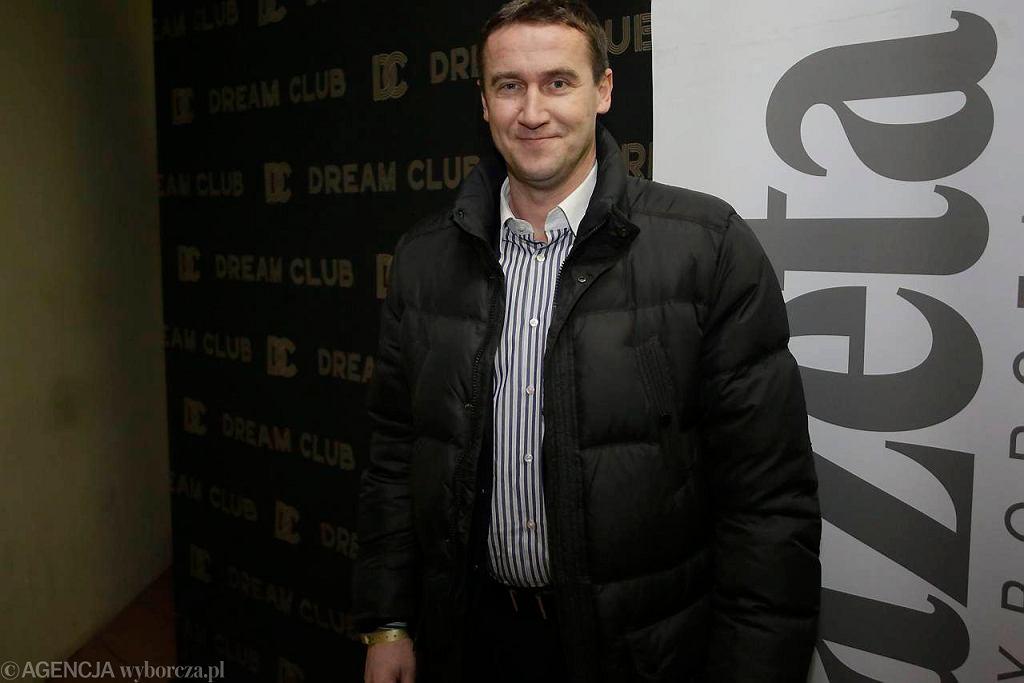 Radosław Michalski, prezes Pomorskiego Związku Piłki Noznej