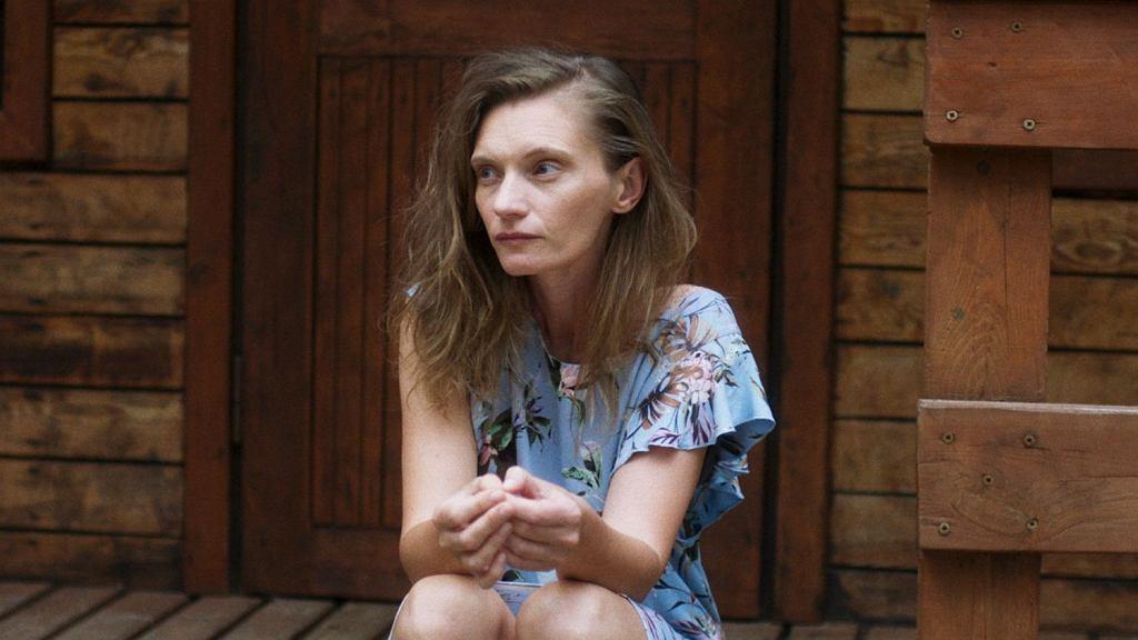 Agata Buzek w filmie 'Córka trenera' (mat. prasowe)