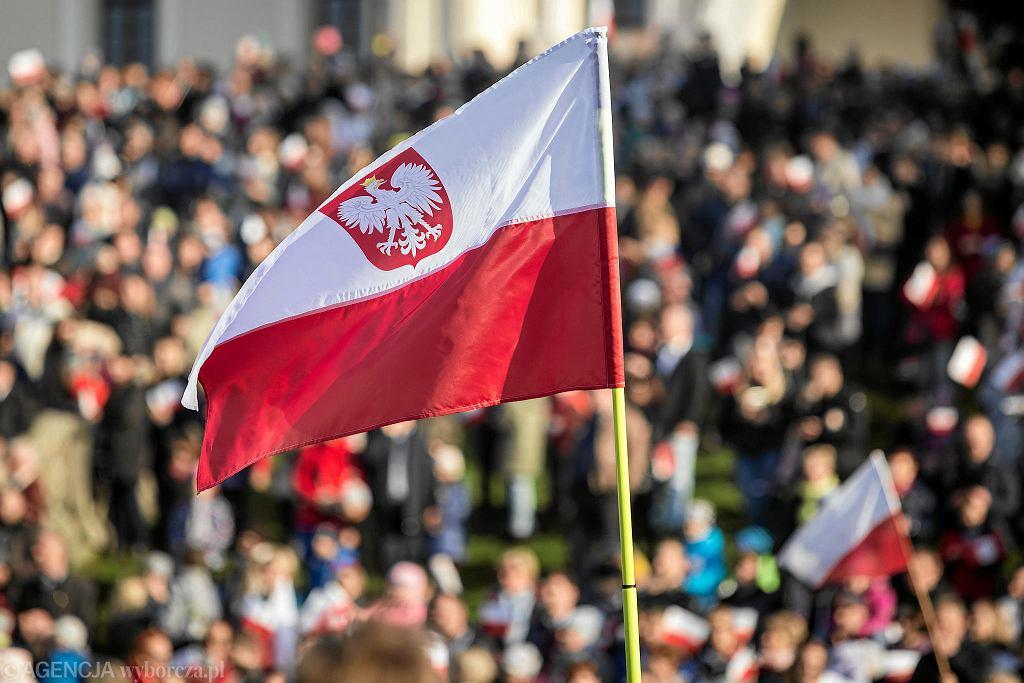 Hymn Polski odśpiewywany jest podczas wielu wydarzeń