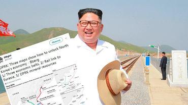 Korea Północna: Trzy mapy pokazują, jak odblokować jej gospodarkę