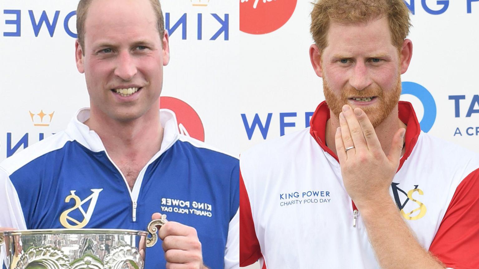 Harry i William mieli pokłócić się na meczu polo. Poszło o to, jak Harry traktuje personel klubu. Oberwało się też Meghan. I to od księżnej Kate