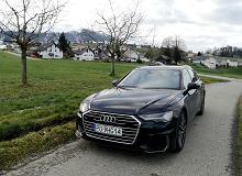 Samochodem do Szwajcarii. Wyprawa Audi A6 Avant