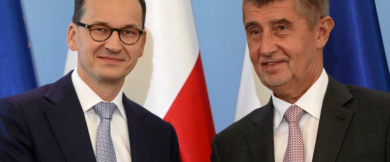 """Media: Morawiecki chciał """"swojego"""" człowieka w gabinecie komisarz UE"""