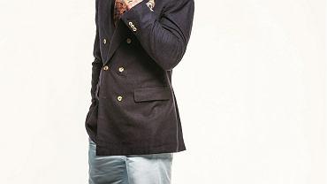 Wiosenne trendy w modzie męskiej [SESJA LOGO]
