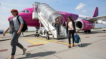 Wizz Air uruchamia osiem nowych połączeń z polskich miast. Siedem już kursuje, na ostatnie - na trasie Warszawa - Marrakesz - trzeba będzie poczekać do paźdzniernika