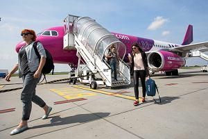 Wizz Air uruchamia aż osiem nowych tras z Polski. Bilety do Europy od 39 zł, a na inny kontynent za mniej niż 100 zł