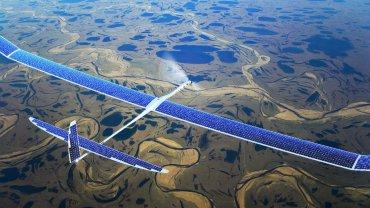 Drony mają dostarczać internet tam, gdzie trudno go zapewnić w inny sposób