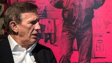 Jan Englert spotkał się z torunianami podczas festiwalu filmowego Tofifest