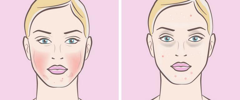 Dieta, a twarz. Jak to co jesz wpływa na twój wygląd?