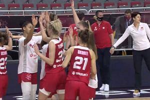 Sensacyjna wygrana polskich koszykarek w el. ME. Pokonały jedną z czołowych drużyn Europy