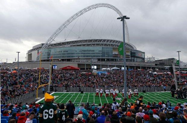 NFL na Wembley