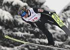 Skoki narciarskie wróciły do Zakopanego! Gdzie i o której obejrzeć zawody Pucharu Kontynentalnego? [Transmisja TV, stream online]