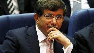 Ahmet Davutoglu, premier Turcji