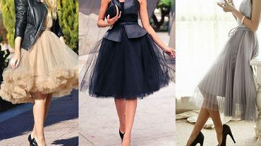 Tiulowe sukienki