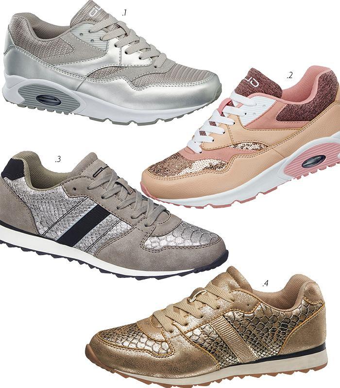 Nowa kolekcja Deichmann: sneakersy i sportowe buty idealne