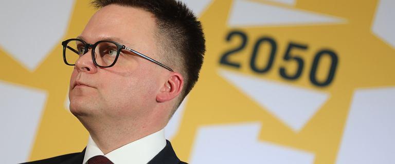 Sondaż IBRiS dla Onetu: Polska 2050 tuż za KO