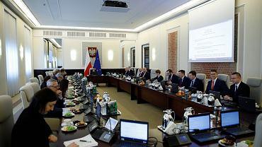 Posiedzenie rządu / zdjęcie ilustracyjne