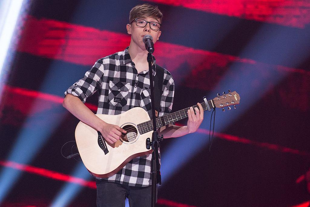Adam Adamczuk z 'The Voice Kids'