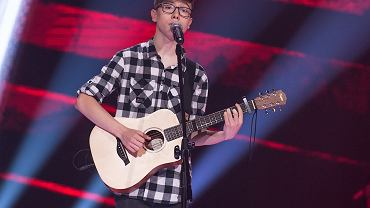 Adam Adamczuk z 'The Voice Kids'