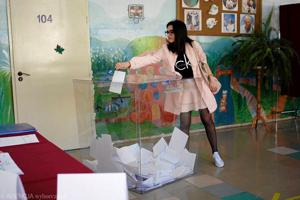 9 kwietnia 2017. Wybory uzupełniające na prezydenta Stargardu