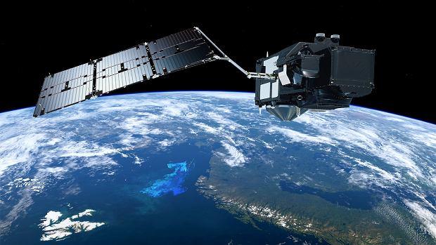 Satelita Sentinel-3