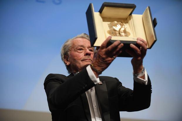 Festiwal Filmowy w Cannes - Alain Delon
