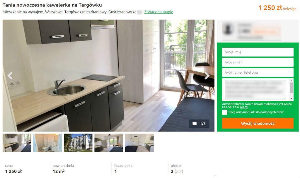 Mikroapartamenty W Warszawie Malutkie Mieszkania W