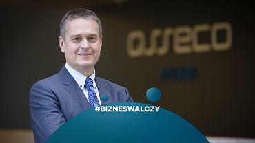 Andrzej Dopierała, prezes zarządu Asseco Data Systems i wiceprezes Asseco Poland