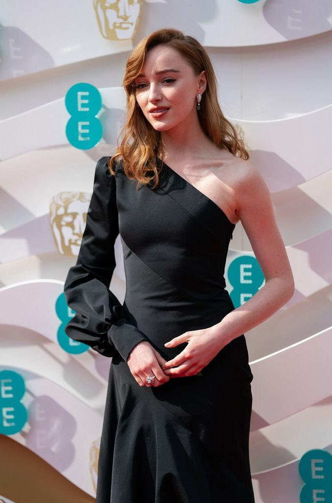 Nagrody BAFTA 2021: Phoebe Dynevor
