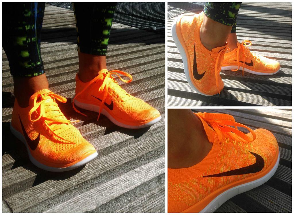 Nike Free 4.0 Flyknit test