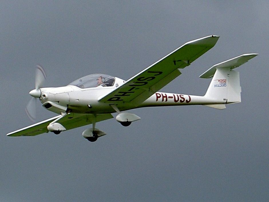 Lekki samolot Dimond Catana - zdjęcie ilustracyjne