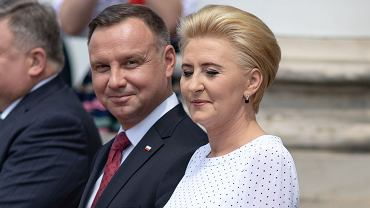 Agata Duda i Andrzej Duda - AgroLiga