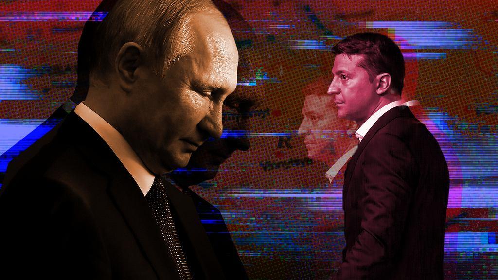Rozgrywka wokół Ukrainy stała się bardziej intensywna