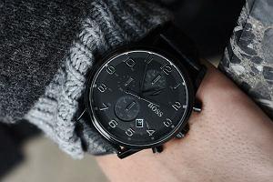 Eleganckie zegarki uwielbianych marek męskich - Armani, Boss, Diesel