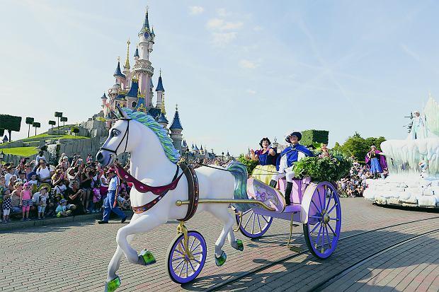 Jedną z najdziwniejszych cech Disneylandu jest to, że dorosłych jest tam więcej niż dzieci