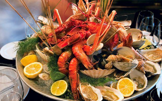 Owoce morza i zawarty w nich selen to przyjaciele młodości, energii życiowej, a także odporności
