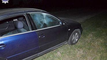 24-latek odpalił w samochodzie petardę. Ta wybuchła w jego dłoni