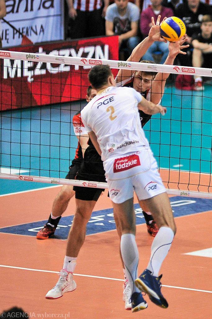 Asseco Resovia - PGE Skra Bełchatów 0:3 (mecz nr 2)