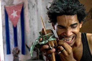 """Malarz postawił się reżimowi na Kubie. """"Głoduję, by godnie żyć"""""""