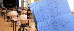 Przecieki na maturze z matematyki. Od rana na Twitterze krążyły odpowiedzi, rekordziści napisali egzamin w 20 minut