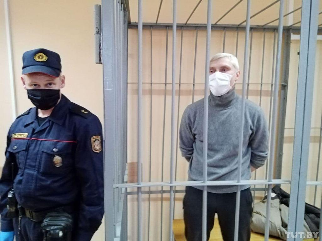 Andriej Timofiejenko - 46 lat, mieszkaniec Witebska. Zatrzymany we wrześniu. Brał udział w protestach i marszach. Oskarżony o przemoc lub grożenie przedstawicielowi struktur siłowych. Skazany na dwa lata więzienia. Lubi zwierzęta, naturę, rzeźbi w drewnie