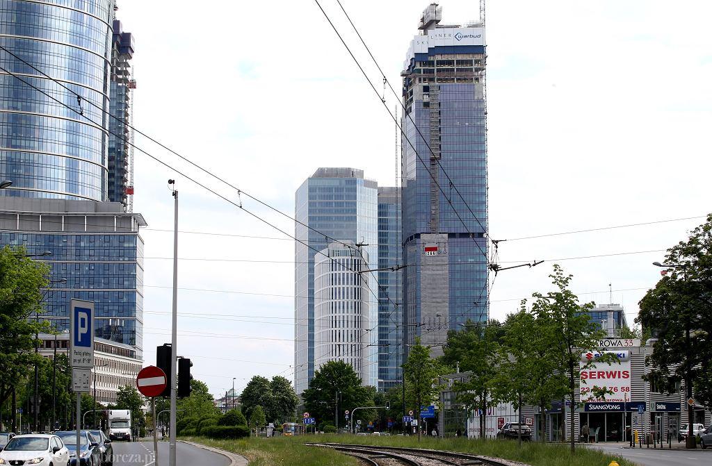 Biurowiec Warsaw Skyliner