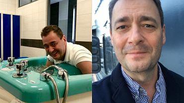 Jacek Rozenek przechodzi rehabilitację