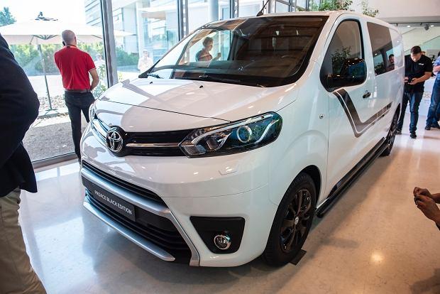 Nowa Toyota Proace City